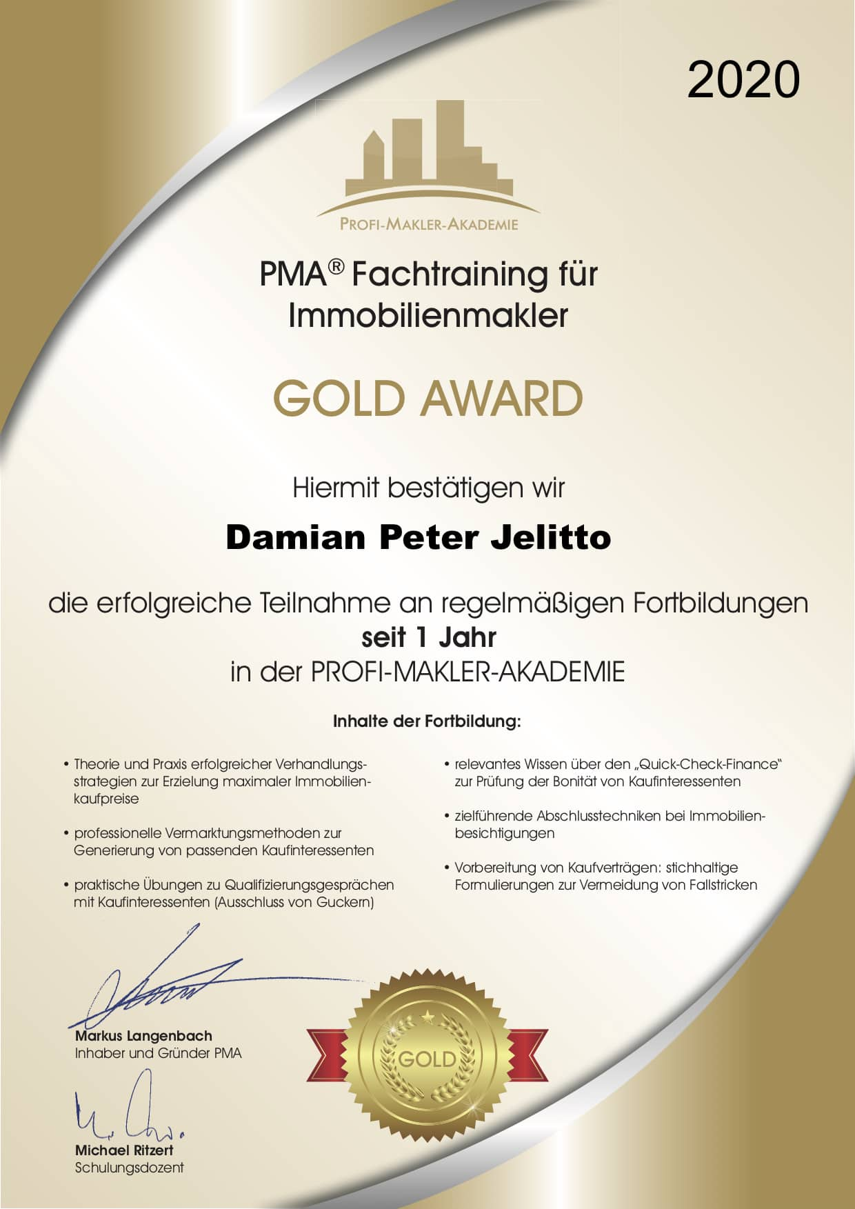 Gold-Award-PMA-1Jahr-Original